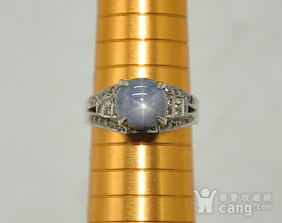 5.2克镶宝石戒指图4