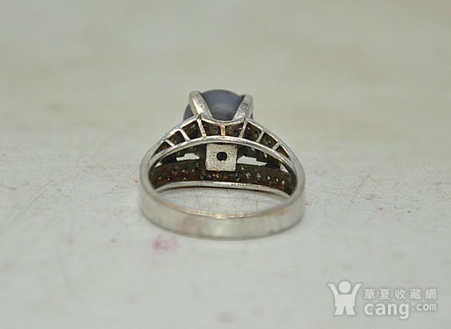 5.2克镶宝石戒指图2
