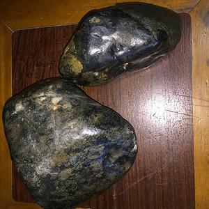 舟山黑石 磁铁会吸