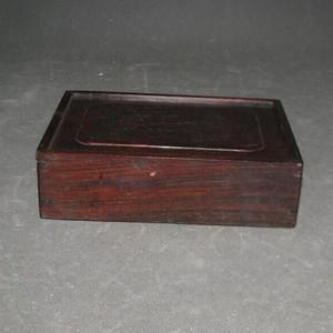 红酸枝小盒子