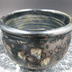 吉州窑窑变釉罐