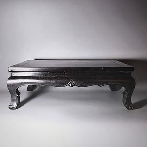 精品收藏级 古董家具木器 清代 老红木炕桌 茶几