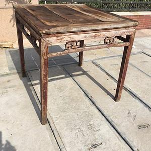榉木八仙桌