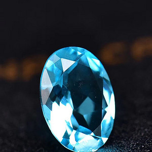 海蓝宝石戒面裸石