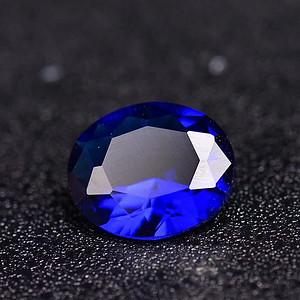 蓝宝石石戒面裸石