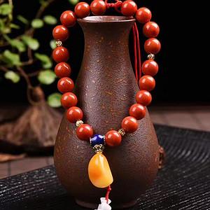 意大利沙丁红珊瑚圆珠