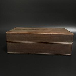 黄花梨珠宝盒