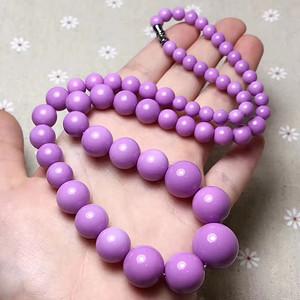 美国紫云母塔链,