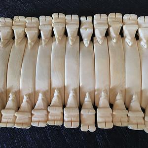 欧洲直邮 欧洲天然笔架或者刀叉架12个