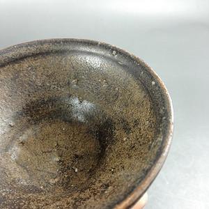 金牌 宋建窑系茶末釉盏