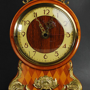 20世纪 德国精美座钟