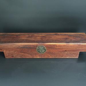 黄花梨字画盒
