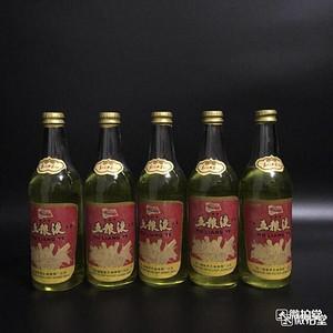 红旗牌 五粮液 5瓶