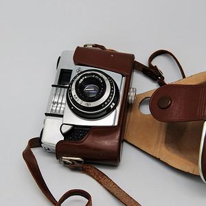 金牌 德国产 爱克发 AGFA silette 机械相机