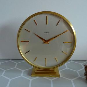 金牌 瑞士原产     机械座钟 八天钟