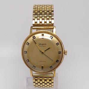 金牌 德国原产格拉苏蒂男士腕表