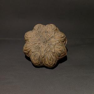 唐宋时期富贵花卉粉盒
