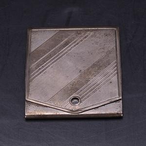银质火柴盒