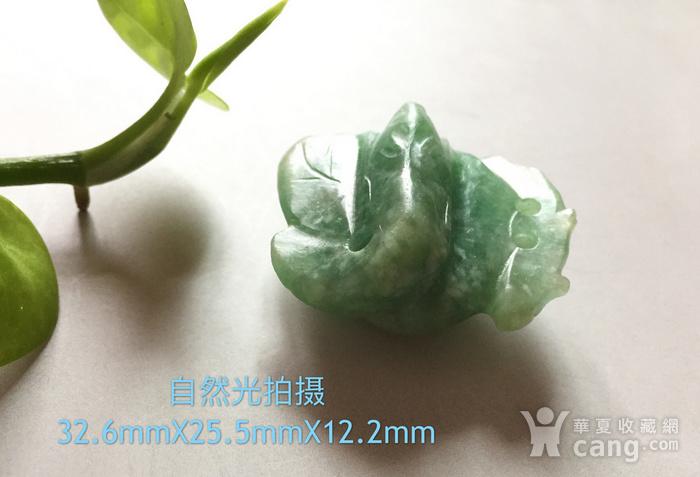 清 翡翠挂件图1