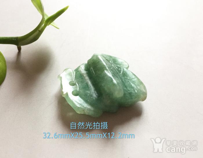 清 翡翠挂件图5