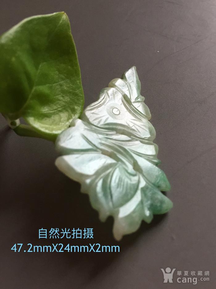 清。。翡翠莲花图2