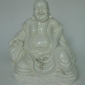 瓷塑弥勒佛