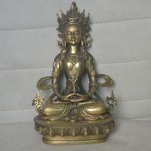 精工铜造像