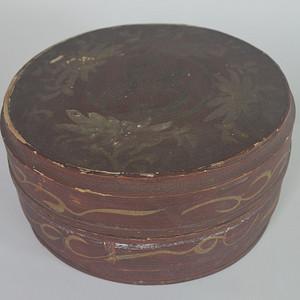 民国老木盒