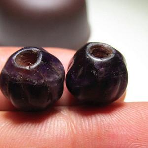 联盟 清早期  紫水晶 福瓜珠