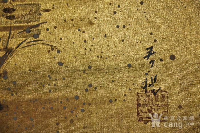 日本水墨画四幅