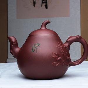 紫砂大师季益顺作品:桃李芬芳!