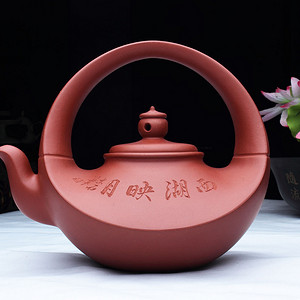 国家级高级工艺师邵立平 带防伪码 老师作品:西湖映月