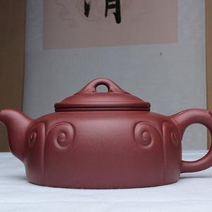 紫砂大师季益顺 研高 作品:如意!