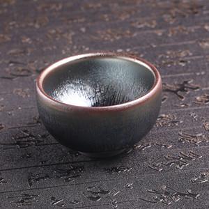 油滴花碗盏