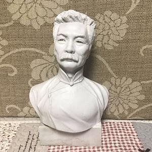 文革时期瓷塑鲁迅