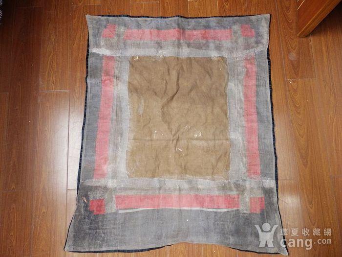 清代藏传观音绘画唐卡一副图6