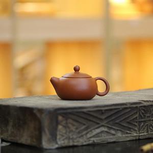 《扁西施》吴亚强 作者认证 宜兴名家紫砂壶