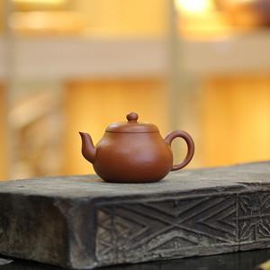 《梨型》吴亚强 作者认证 宜兴名家紫砂壶