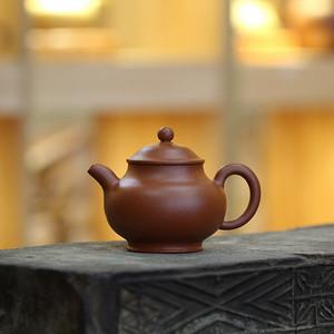 《圆潘》吴亚强 作者认证 宜兴名家紫砂壶