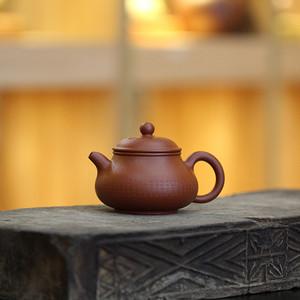 《心经扁潘》吴亚强 作者认证 宜兴名家紫砂壶