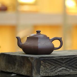《六方》吴亚强 作者认证 宜兴名家紫砂壶