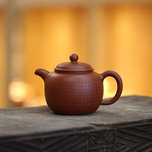 《心经匏尊》吴亚强 作者认证 宜兴名家紫砂壶