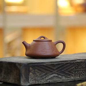 《石瓢》吴亚强 作者认证 宜兴名家紫砂壶
