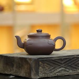 《四方如意》吴亚强 作者认证 宜兴名家紫砂壶