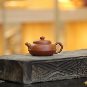 《线圆》吴亚强 作者认证 宜兴名家紫砂壶