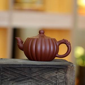 《菊瓣》吴亚强 作者认证 宜兴名家紫砂壶