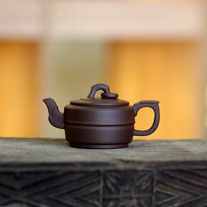《龙环》吴亚强 作者认证 宜兴名家紫砂壶