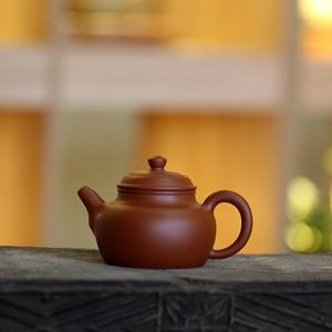 《小德钟》吴亚强 作者认证 宜兴名家紫砂壶