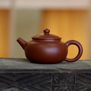《圆珠》吴亚强 作者认证 宜兴名家紫砂壶