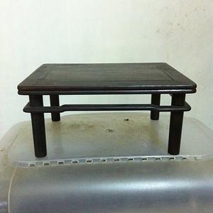 酸枝小书桌